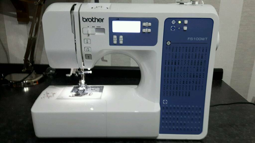 Gumtree Machine Extension Fs100wt TableIn Sewingquilting With Brother KirkcaldyFife 8wn0OPk