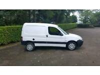 07 Citroen berlingo 1.6 hdi diesel Sept 2018 mot sim partner connect caddy combo kangoo