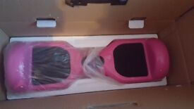 Pink segway new in box