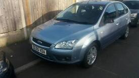 FORD FOCUS GHIA TOP OF THE RANGE ONLY 56000 MILES FULL VOSA HISTORY