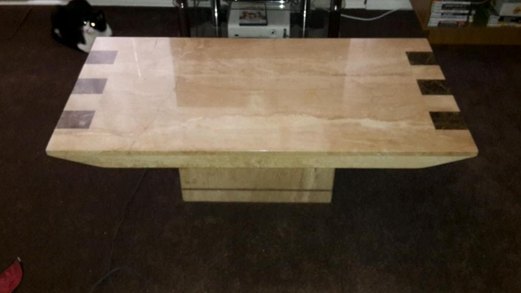 Marble Coffee Table For Sale In Chesterfield Derbyshire Gumtree