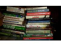 31 football related books