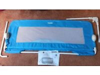Tomy brand safety bed guard with instructions