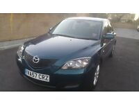 ✔🚘1.6 MAZDA 3 HATCHBACK🚘✔ STRONG&RELIABLE nt polo astra corolla yaris civic accord auris jazz golf