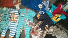 disney baby cloths 0_6 months