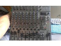 Behringer Europack UB1622FX-PRO mixer