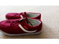 Firetrap sneakers / trainers / shoes size 10 vgc
