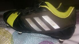 Adidas boys football boots size 2