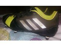 Adidas boys football boots size 2