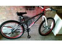 Good as new stunt dirt bike