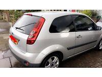 2008 Ford Fiesta 1.4 Diesel £1750 ONO Tinted Windows *MOT & TAX * cheap Tax Bargain