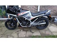 Honda VF1000F project bike px and delivery possible