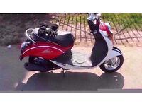 sym mio 50 cc 100 miles on a tank scooter honda suzuki yamaha aprilia piaggio vespa retro