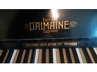 T.D'ALMAINE & CO OF LONDON , IRON FRAME, CHECK ACTION, FULL TRICHORD, PIANO