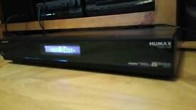 Humax freesat recorder