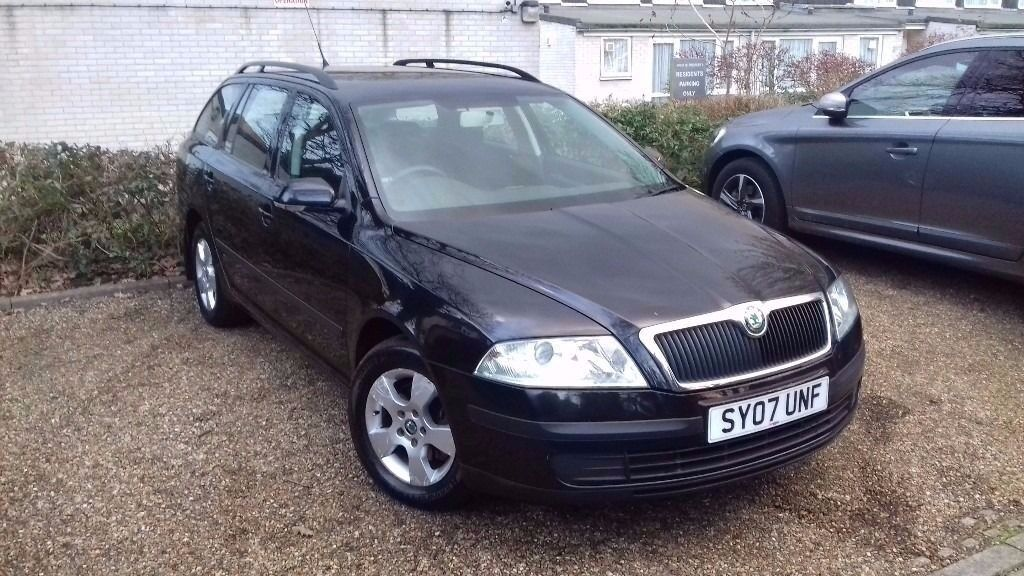 skoda octavia estate 2 0 tdi 6 speed manual 2007 in kilburn london gumtree. Black Bedroom Furniture Sets. Home Design Ideas