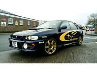 Subaru impreza turbo classic uk2000 wrx p1