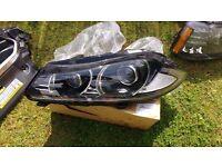 Genuine Jaguar XF headlight
