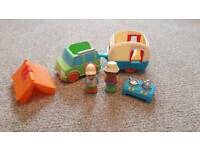 ELC Happyland Camping Set