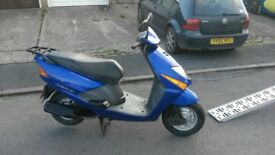 HONDA LEAD SCV 100 MOPED. CHEAP TRANSPORT.