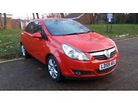 Vauxhall Corsa 1.2 i 16v SXi 3dr p/x welcome 1YR WARRANTY*FULL SERVICE HISTORY