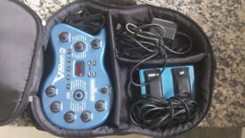 Behringer V-Amp 2. Virtual Guitar Amplifier With Tube Simulation and effects processor