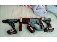 Full drill set
