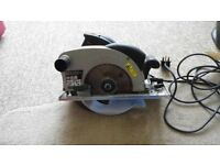Parkside Circular Saw With Laser