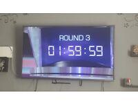 55inch smart 4k tv