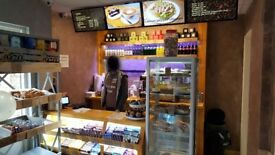 Cafe And Restaurant In Mansfield For Sale