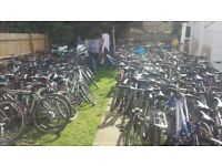 Used bikes for sale as singles or job lot in Oxford, Oxfordshire, UK