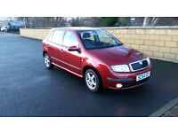Skoda Fabia Ambiente 12v NEW MOT LOW MILEAGE