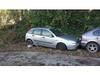 ford focus 2002 1.8tdci all parts going cheap! with towbar