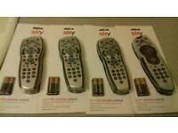 Brand new remote hd control Sky