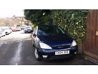 Ford focus 1.6L automatic ome year mot drives very well in daily use excellent runaround