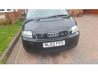 Audi A2 1.4 2002 Black 5 doors