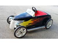 Hor Rod Pedal Car