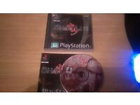 Assortment Of Playstation 1 Games
