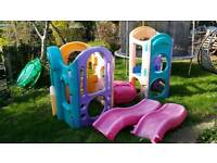 Little Tikes 8 in 1 climbing frame