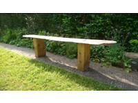 Garden seat / bench