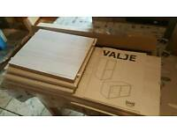 Ikea Valje wall cabinet
