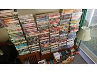 VHS Mega Retro Bundle With TOSHIBA vhs TV