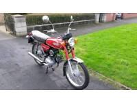 1981 Yamaha YB100