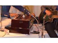 Harmonium & Indian Music Teacher