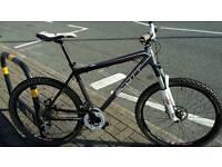 Scott Scale mtb alloy, converted to jump bike