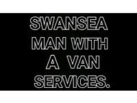 MAN WITH A VAN / REMOVALS/ CLEARANCE / COURIER / STORAGE / DELIVERYS