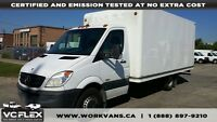 2013 Mercedes-Benz Sprinter 3500 16Ft Cube Van - 1 Owner