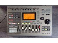 Zoom MRS-1608 16 track recording studio