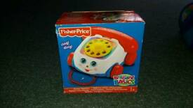 Fisher Price telephone BNIB
