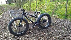 Coyote Fatman Fat bike